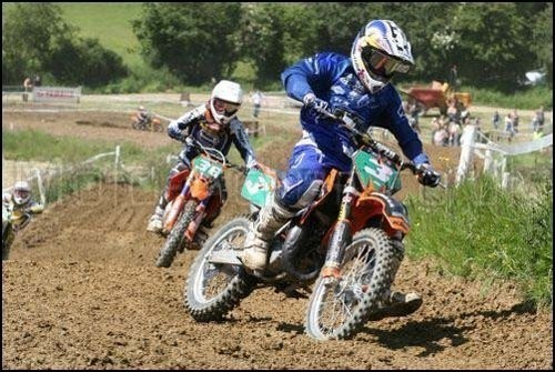 Brookethorpe Motocross Track, click to close